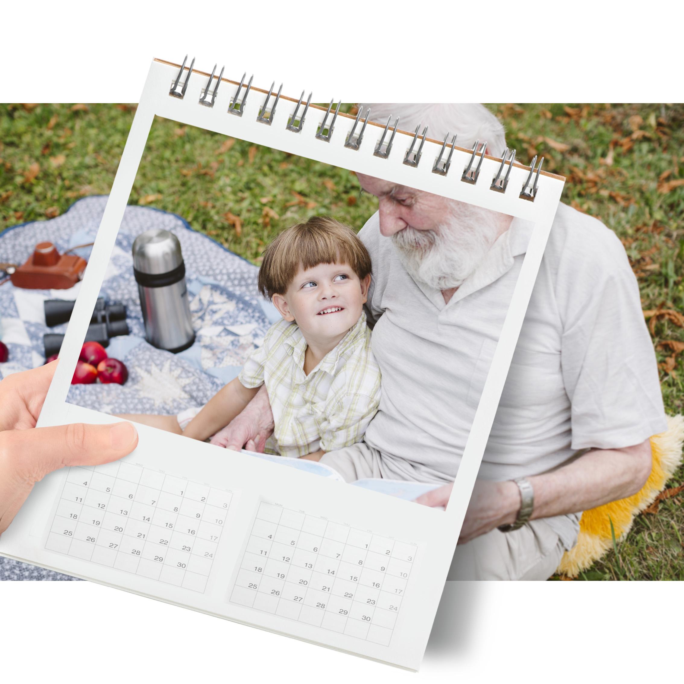 fotónaptár a nagyszülőknek