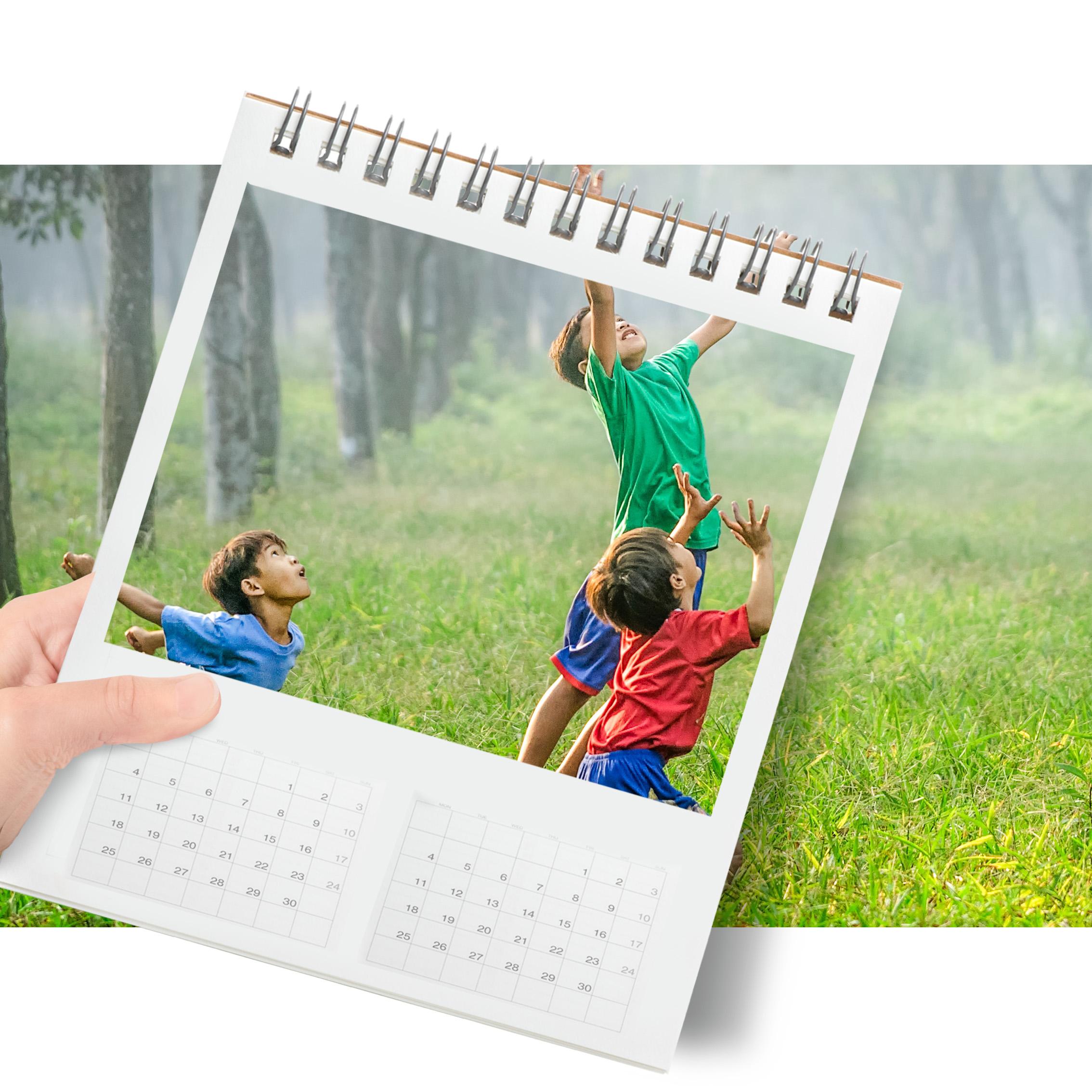 fotónaptár a gyerekekről